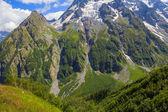 Psish mount caucasus russia — Stock Photo