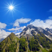 Psish mount caucasus russia — Stock Photo