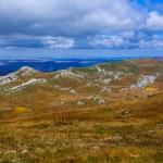Empty crimea mountain plateau — Stock Photo #46282013