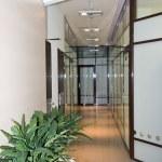 Office center — Stock Photo