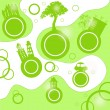 Eco planet — Stock Vector #12062221
