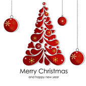 精美矢量圣诞贺卡 — 图库矢量图片