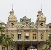 Casino in Monte Carlo — Stock fotografie