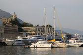 View of Monaco — Stock Photo