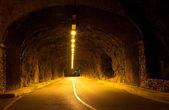 Tunnel in Monaco — Stock Photo