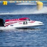 Grand Prix Formula 1 H2O World Championship — Stock Photo #27559859