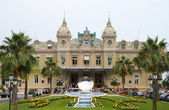 Grand Casino in Monte Carlo, Monaco.  — Stock Photo