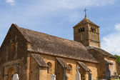 Church of Ameugny  — Stock Photo