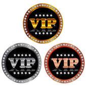 VIP frame — Stock Vector