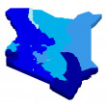 Kenya map — Stock Vector #26492413