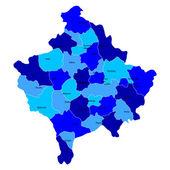 Kosovo — Stock Vector