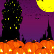 Halloween — Vector de stock #27745335