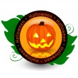 Halloween — Vector de stock #27745431