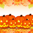 Halloween — Vector de stock  #27745435
