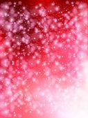Boże narodzenie śniegu tło — Wektor stockowy