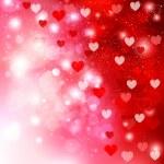 Valentine heart background — Stock Vector #34881695