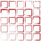 Frame square icon — Stock Vector