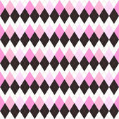 Diamonds argyle pattern background — ストックベクタ