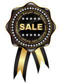 Medal frame Sale — Vector de stock