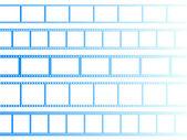 Film negative frame — Stock Vector