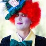 Man as a Clown — Stock Photo #11992244