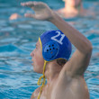 Teen Water Polo Player — Stock Photo