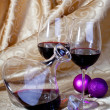 Wine and Christmas — Stock Photo #14080137