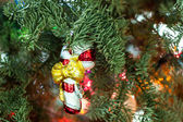 Antique Candy Cane Ornament — Stock Photo