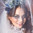 Exotic Bride - Stock Photo
