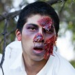 Teenager Zombie — Stockfoto