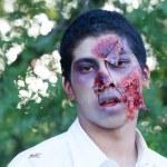 tiener zombie — Stockfoto #24166395