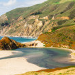 Big Sur coast line — Stock Photo