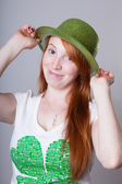 Irish Cutie — Stock Photo
