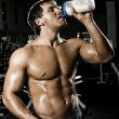 Bodybuilder — Stock Photo #35551593