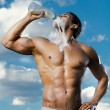 Bodybuilder — Stock Photo