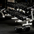 Dumbbells — Foto Stock #35556243