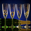 Champagne 2014 — Stock Photo