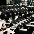 Dumbbells — Photo