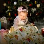 Baby girl — Stock Photo #35559907