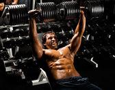 Sport guy — Stock Photo