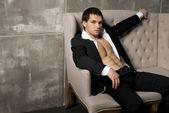 Sexy man — Stock Photo
