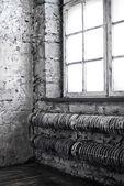 Vecchia camera — Foto Stock