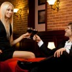 Romantic date — Stock Photo #35561489