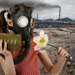 Stock Photo: Ecology pollution
