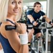Sport fitness — Stock Photo