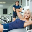 Sport fitness — Stock Photo #35561807