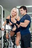 Sport fitness — Stock Photo
