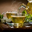 Tea service — Stock Photo #44631625