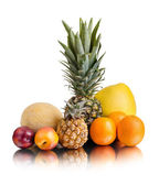 Still life multifruits — Stock Photo