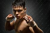 Fighter — Stockfoto